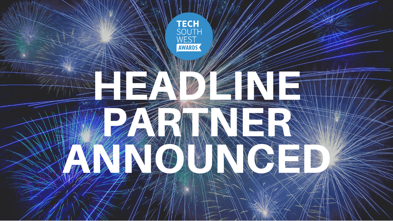 Cornwall firm takes Tech South West Awards Headline Partner spot