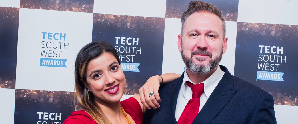 TribeTech live at the Tech South West Awards